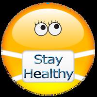 Stay Healthy by LoloAlien