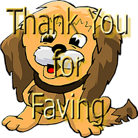 Thank You for Faving Pup 41220 by LoloAlien
