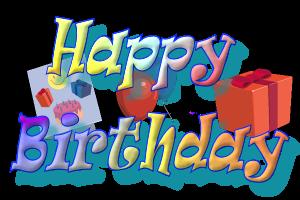 Happy Birthday 41520 by LoloAlien