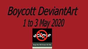 Boycott DeviantArt