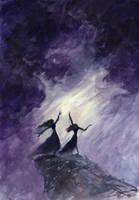 Storm is coming by kuliszu