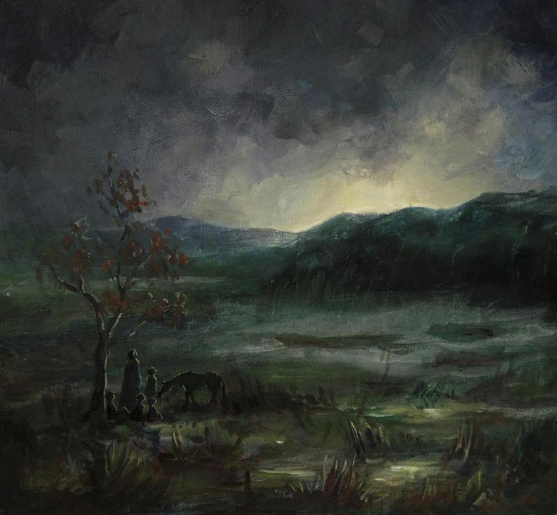 Midgewater Marshes by rysowAnia