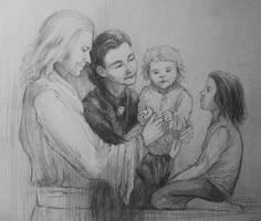 Hurin's Family by kuliszu