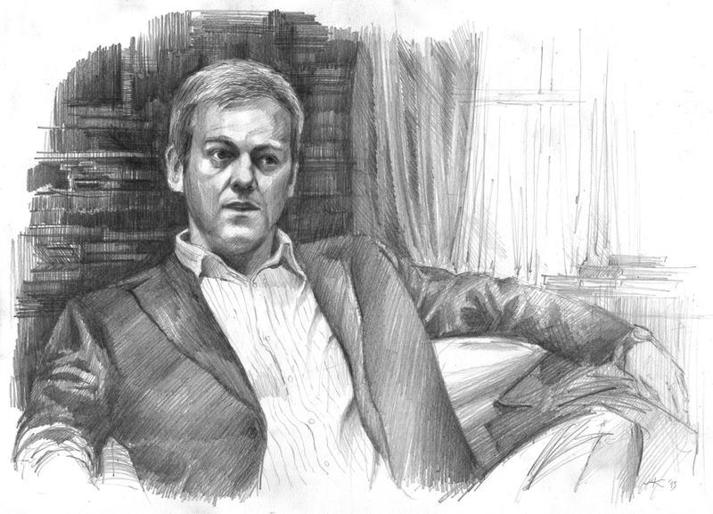DI Lestrade by kuliszu