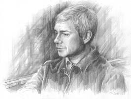 John Watson by kuliszu