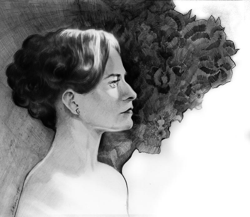 Irene Adler by rysowAnia