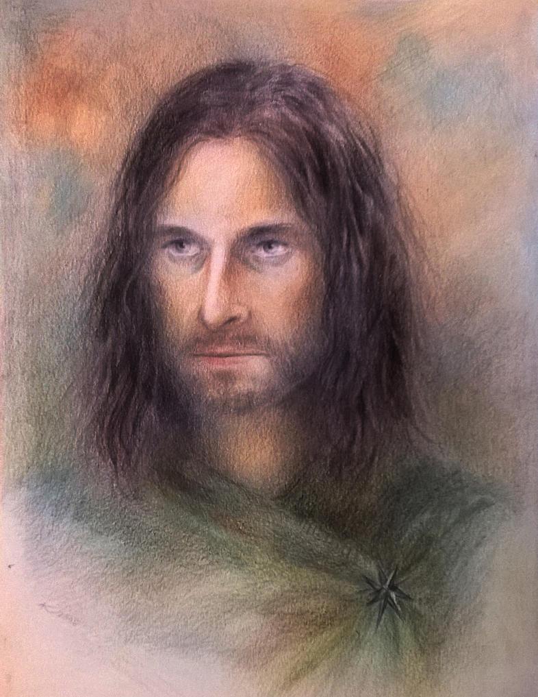 Aragorn by rysowAnia