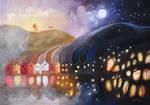 Canvas Journeys: Bergen