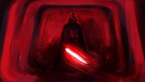 Hallways: Darth Vader