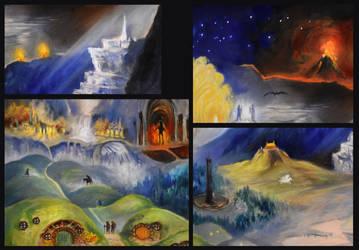 The Journey - Closeups