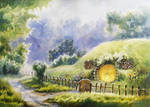 Peaceful Summer in the Shire