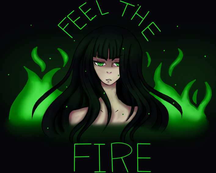 Feel The Fire by suspenseblue31