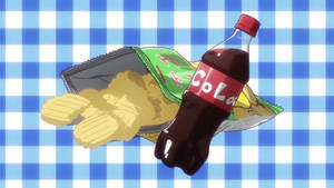 Potato Chips and Cola