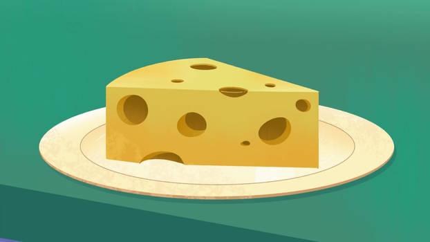 Block of Cheese