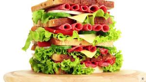 Large Dagwood Sandwich