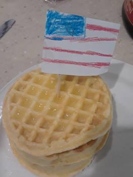 Labor Day Waffles 2