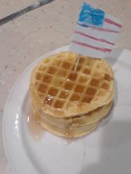 Labor Day Waffles 3
