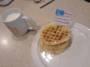 Labor Day Waffles 4