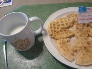 Labor Day Waffles 6