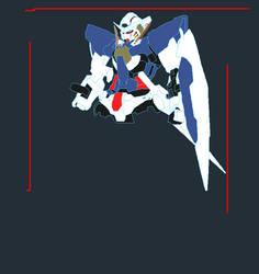 Gundam 00: Gundam Exia (WIP)