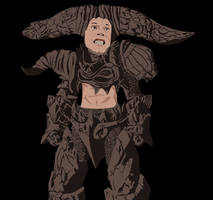 Dark Souls 2: Smelter Demon Set (Altilla)