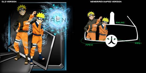 Naruto: Passing The Torch Signature