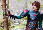 Hiccup Cosplay - How to Train Your Dragon 2 HTTYD2