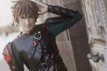 Hiccup COSPLAY- How to Train Your Dragon 2 HTTYD2