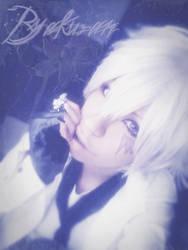 White Orchid - Byakuran by Yuu-chan04