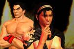 Jun e Kazuya