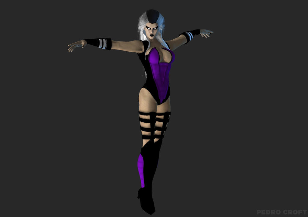 Sindel by Pedro-Croft