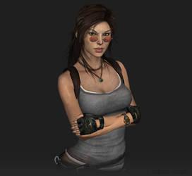 Lara Croft Classic - 2014