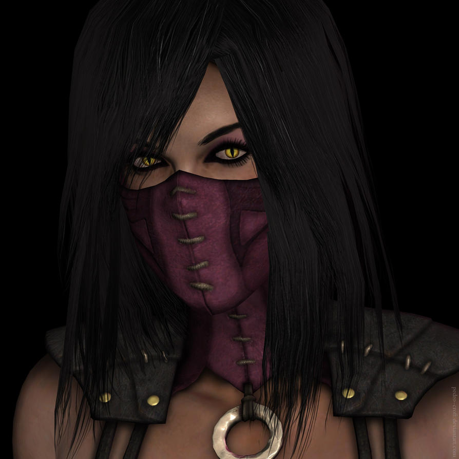 Mileena by Pedro-Croft