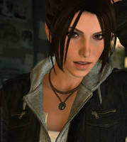 Lara Croft - Rise of the TR