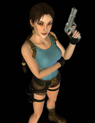 TOMB RAIDER II by Pedro-Croft
