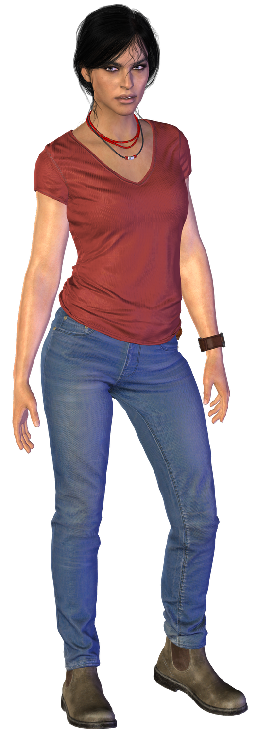 Chloe Frazer by Pedro-Croft