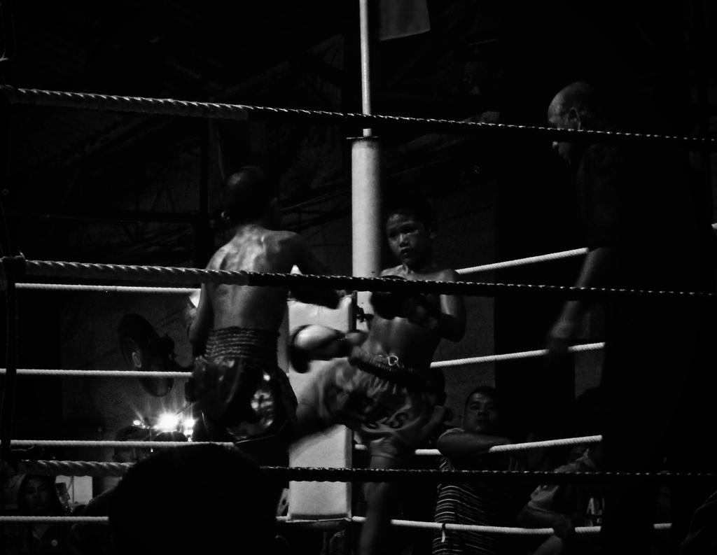 Buy Boxing Ring Thailand