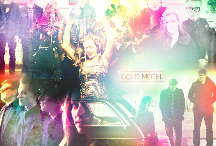 Gold Motel by Recite