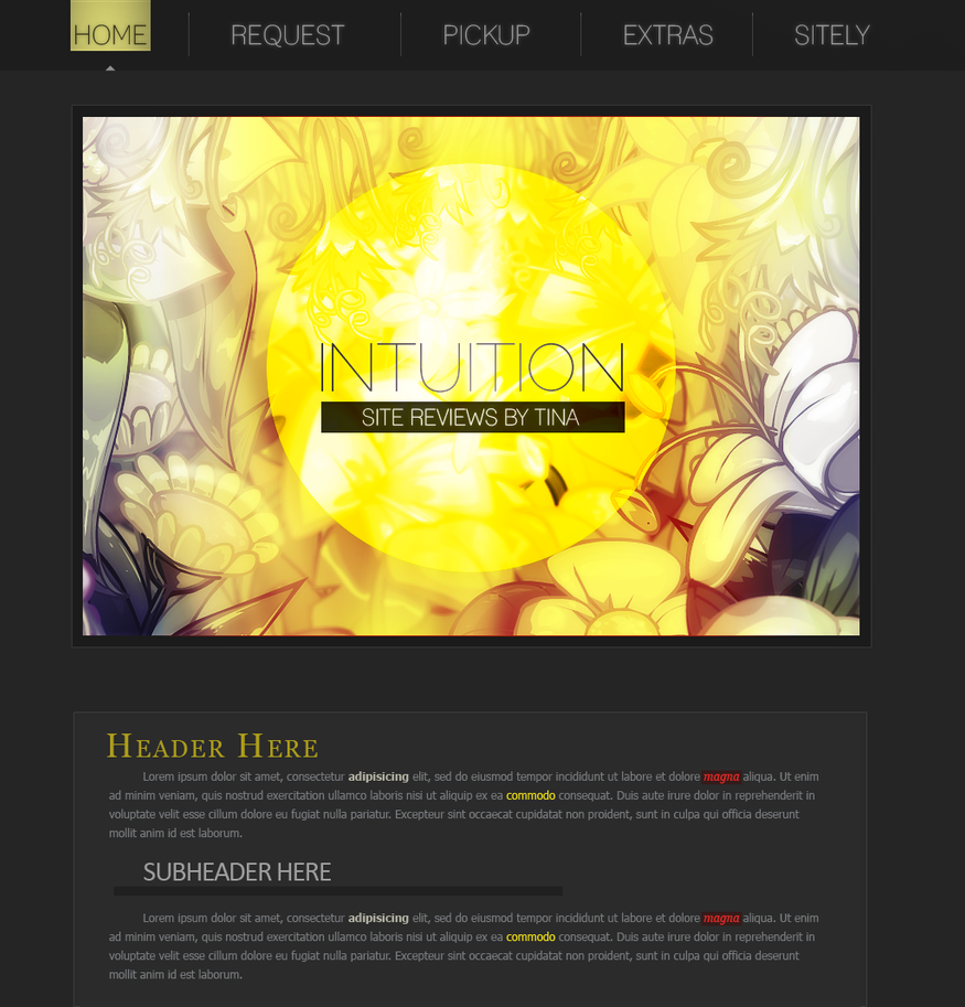 Intuition (client) by Recite