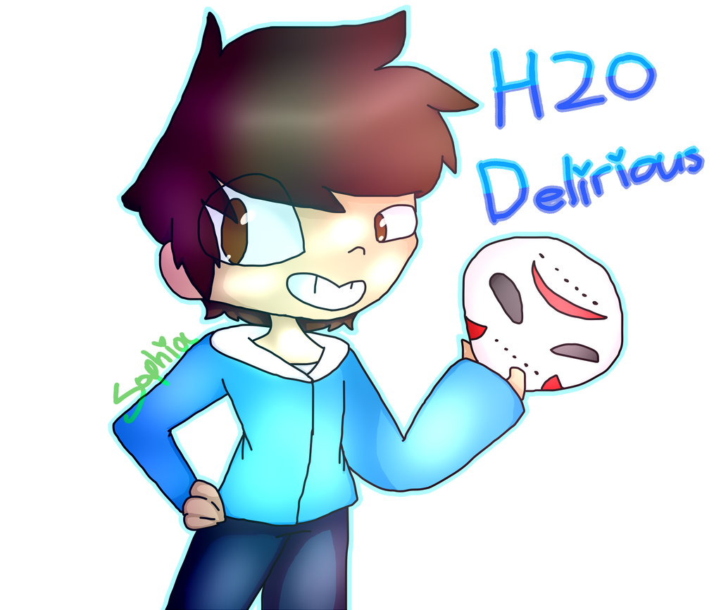 H20 Delirious FANART+REQUESTED by SophiaArts1233 on DeviantArt H20 Delirious