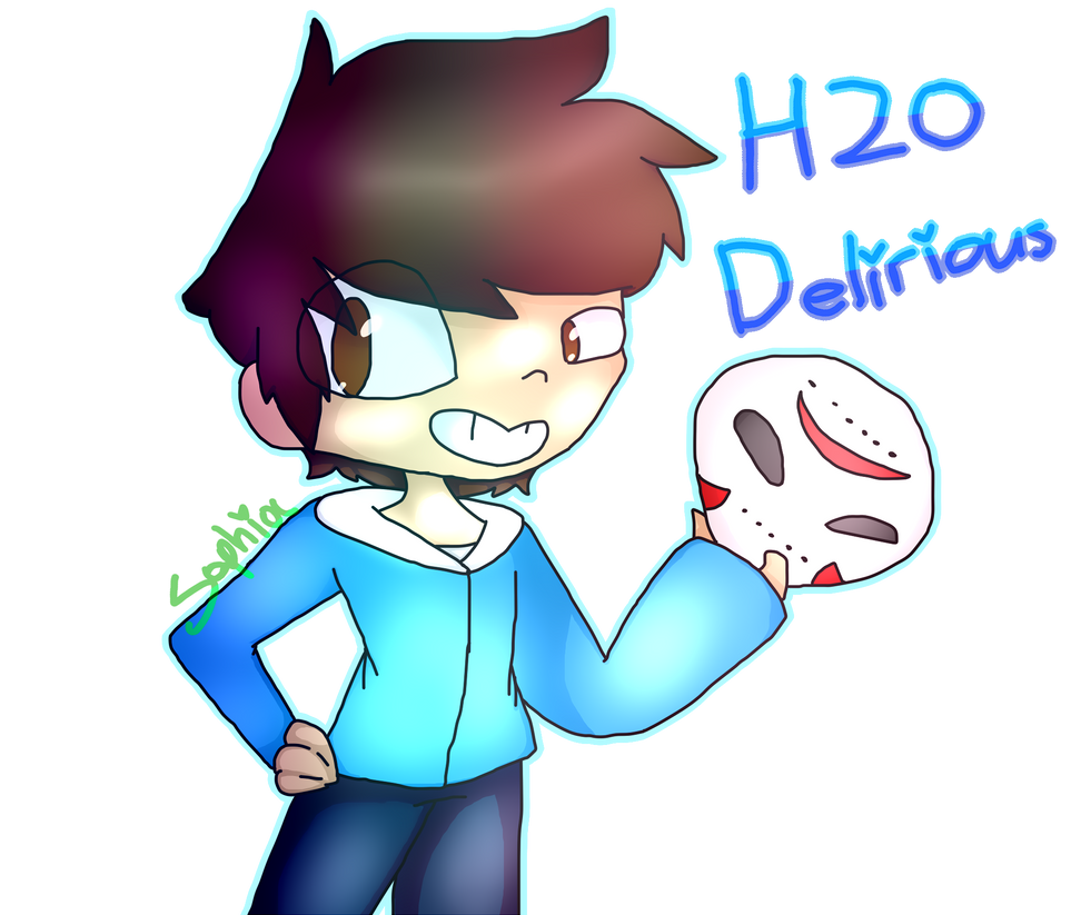 H20 Delirious FANART+REQUESTED by SophiaArts1233 on DeviantArt H20 Delirious Drawings