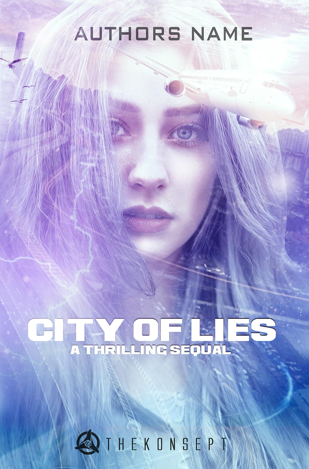 City Of Lies (BookCover)
