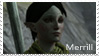 Merrill Stamp by BrokenFantasy