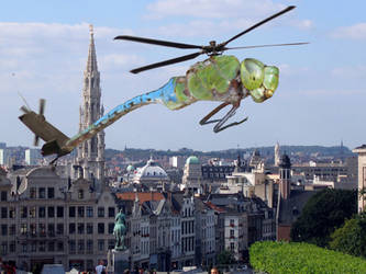 Dragonflycopter by libella