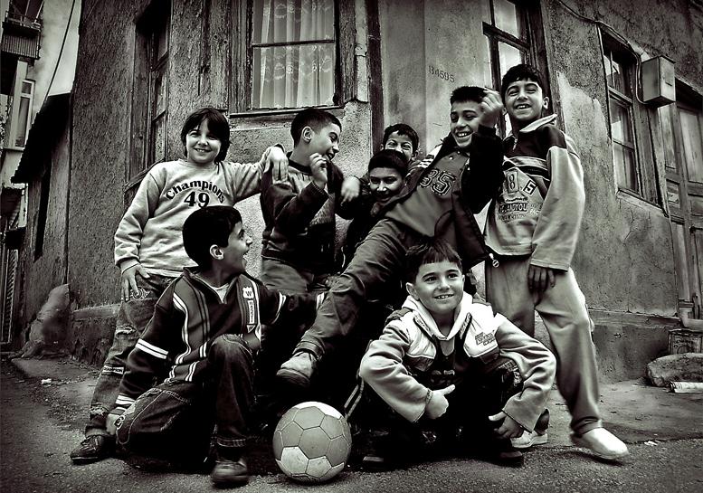 Street team by SalihAkyurek