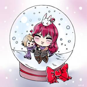 Merry Christmas: Yumi x Kidano