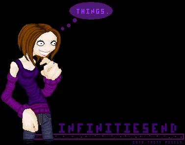 .:Pixel I.D. Yo:. by InfinitiesEnd