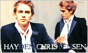 Hayden Christensen Signature by Daichy