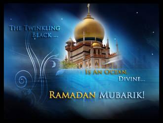 Ramzan Greetings by naini