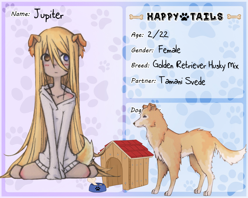 Happy Tails Application: Jupiter by Despereaux-7